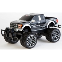 Carrera RC Ford F-150 Raptor BLACK 1:14 Scale Li-ion rechargeable - LED lights Radio Control