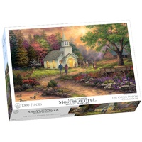 The Chuck Pinson Collection Strength Along the Journey 1000pc Puzzle
