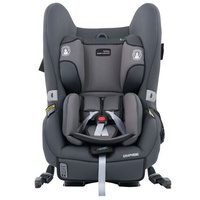 Britax Graphene Convertible Car Seat Pebble Grey