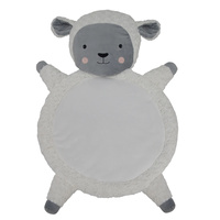 Living Textiles Play Mat - Sheep