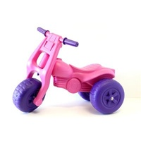 Dune Buggy Pink three wheel plastic trike