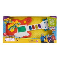 The Wiggles Electronic Play Along Guitar