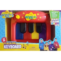 The Wiggles Electronic Play Along Keyboard