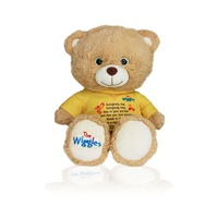 The Wiggles Musical Rock A Bye Bear New