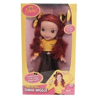 The Wiggles 15 Inch Emma Toddler Doll with Bow