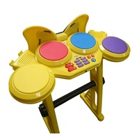 The Wiggles Emma's Play Along Drum Kit toy