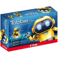 Tobbie The Robot - Build your own - LED & IR sensor
