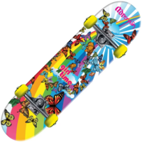 Adrenalin Halfpipe Girl-Time Skateboard 31x8