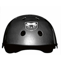 Adrenalin Skate Helmet Black Suits Child to Adult