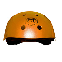 Adrenalin Skate Helmet Orange Suits Junior to Adult