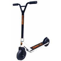 Adrenalin Dirt-X Off-Road Scooter - White