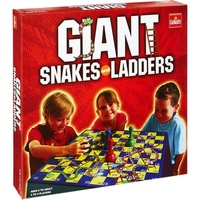 Goliath Giant Snakes & Ladders Game