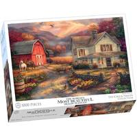 The Chuck Pinson Collection Relaxing on the Farm 1000pc Puzzle