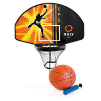 Vuly Basketball Set for Lift and Thunder Trampolines