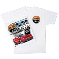 Ford Mustang Boss is Back T-Shirt M L XL 2XL NEW with tags HRP-2106