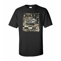 1970 Dodge Challenger T-Shirt S M L XL 2XL 3XL NEW with tags TDC-184
