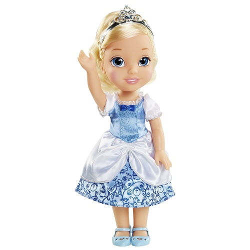 Disney Princess Toddler Cinderella Doll with Royal Gown