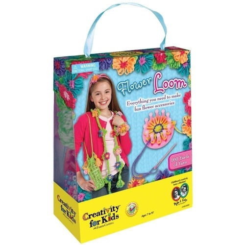 Faber-Castell Flower Loom Kit