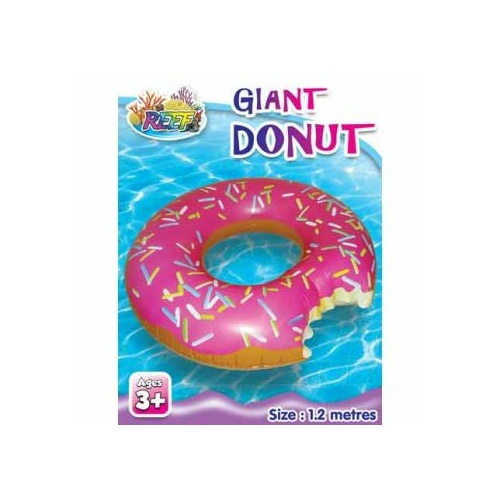 Reef Giant Donut Strawberry