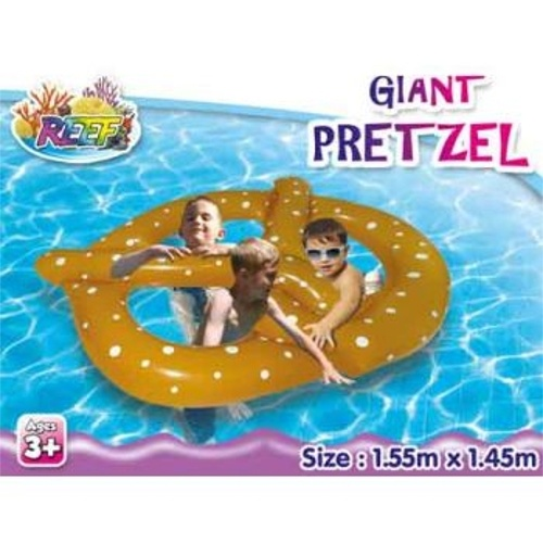 Reef Giant Pretzel Inflatable 1.55m x 1.45m